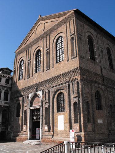 Scuola nuova maria della misericordia for Scuola sansovino venezia
