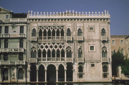 Ca D\'Oro Galleria Giorgio Franchetti - turismovenezia.it