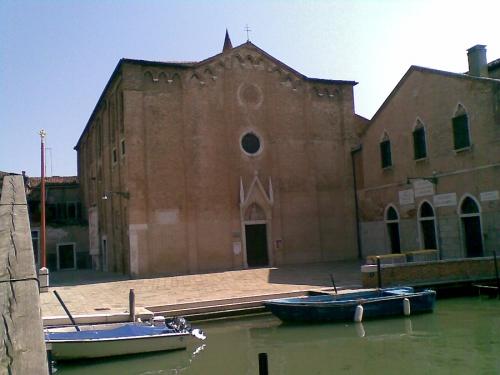 Piscina Sant Alvise Venezia.Chiesa Di Sant Alvise Turismovenezia It